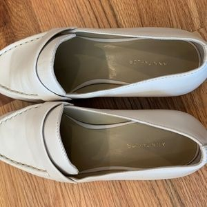 342c55c6d09 Ann Taylor Shoes - Ann Taylor Audriana leather loafers